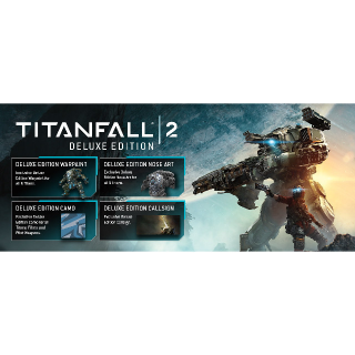 Titanfall 2 Deluxe Edition DLC Xbox One