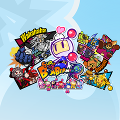 Super Bomberman R Shiny Bonus DLC Playstation 4