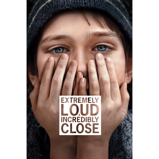 Extremely Loud & Incredibly Close Digital HD