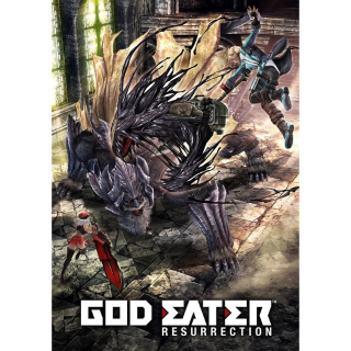 God Eater Resurrection + Day One DLC for God Eater 2 Playstation 4