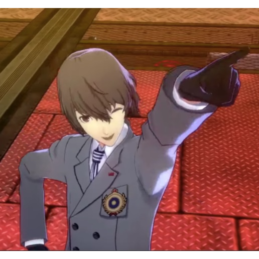 Persona 5 Dancing in Starlight Goro Akechi Character Add-On
