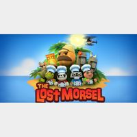 Overcooked The Lost Morsel DLC Playstation 4