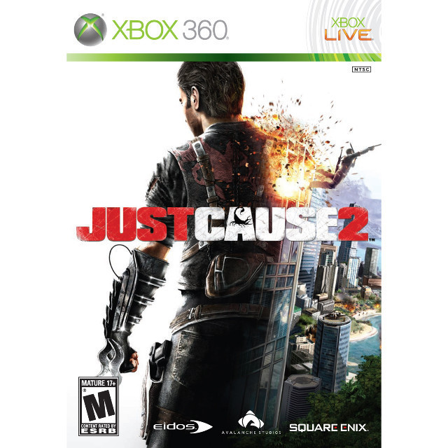 Just Cause 2 Xbox 360/Xbox One...