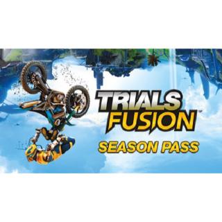 Trials Fusion Season Pass Playstation 4