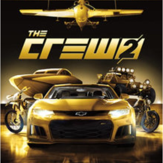 The Crew 2 Gold Edition DLC Playstation 4