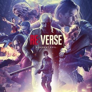 Resident Evil Re:Verse US PS4