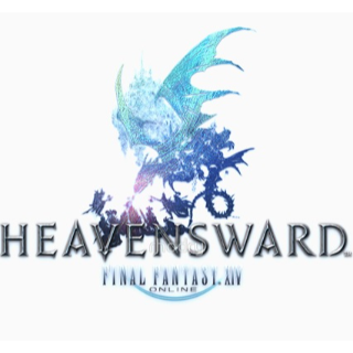 Final Fantasy XIV Heavensward DLC US Playstation 4