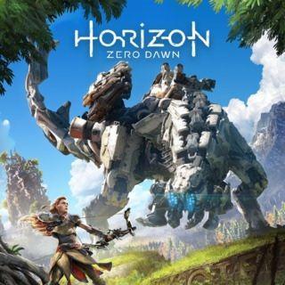 Horizon Zero Dawn Digital Artbook & Dynamic Theme DLC US PS4