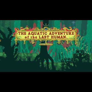 The Aquatic Adventure of the Last Human Xbox One