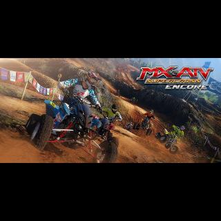 MX vs ATV Supercross Encore 2017 Official Supercross Pack DLC Playstation 4