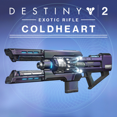 Destiny 2 Coldheart Exotic Weapon DLC Playstation 4