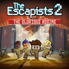 The Escapists 2 - The Glorious Regime DLC Playstation 4