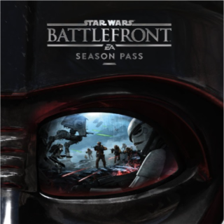 Star Wars Battlefront Season Pass Playstation 4