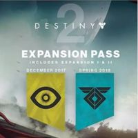 Destiny 2 Expansion Pass Playstation 4