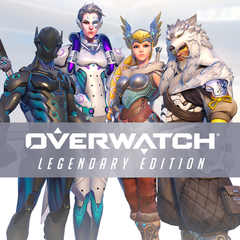 Overwatch Legendary Edition - 10 Skins DLC Xbox One