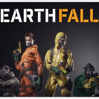 Earthfall Hazmat Survival Pack DLC PS4 US