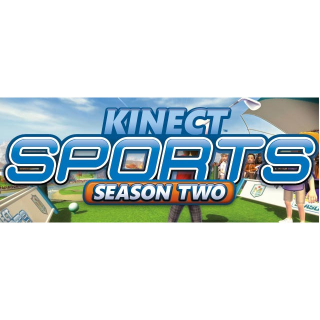 Kinect Sports Season Two All Access Pass Xbox 360