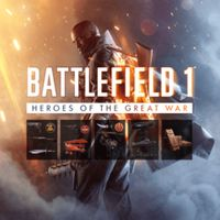 Battlefield 1 Heroes of the Great War Bundle DLC Playstation 4