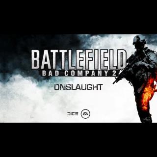 Battlefield Bad Company 2 Onslaught Mode DLC Xbox 360