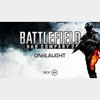 Battlefield Bad Company 2 Onslaught Mode DLC Xbox 360