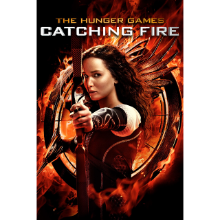 The Hunger Games: Catching Fire Digital HD UV