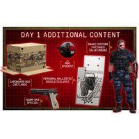 Metal Gear Solid V 5: The Phantom Pain Day 1 DLC Playstation 4