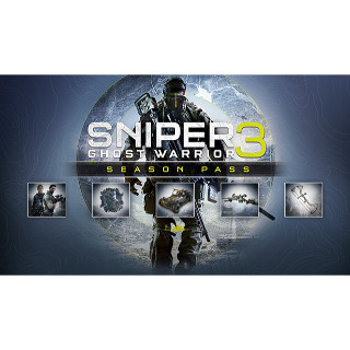 Sniper Ghost Warrior 3 Season Pass Xbox One