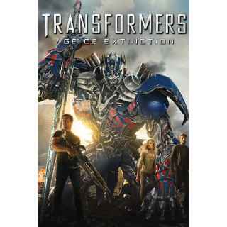 Transformers: Age of Extinction Digital HD
