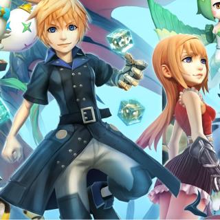 World of Final Fantasy Maxima XBOX One