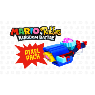 Mario & Rabbids: Kingdom Battle Pixel Pack DLC Nintendo Switch