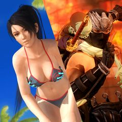 Dead or Alive 5 Ultimate - Yaiba Costumes DLC Playstation 3