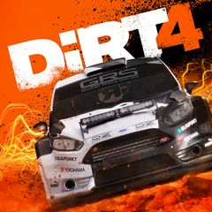Dirt 4 - The Hyundai R5 Rally Car DLC Playstation 4