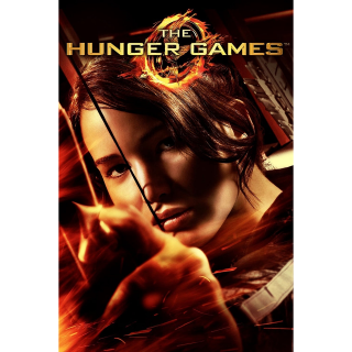 The Hunger Games Digital HD UV