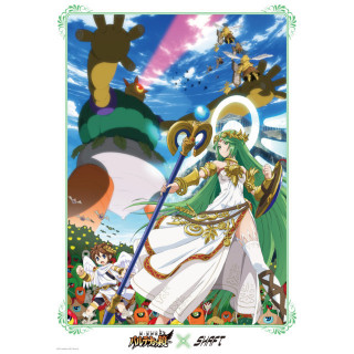 Kid Icarus Uprising Anime: Palutena's Revolting Dinner Nintendo 3DS