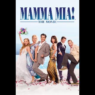 Mamma Mia!|HDX| Vudu
