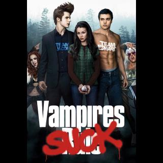 Vampires Suck|XML itunes
