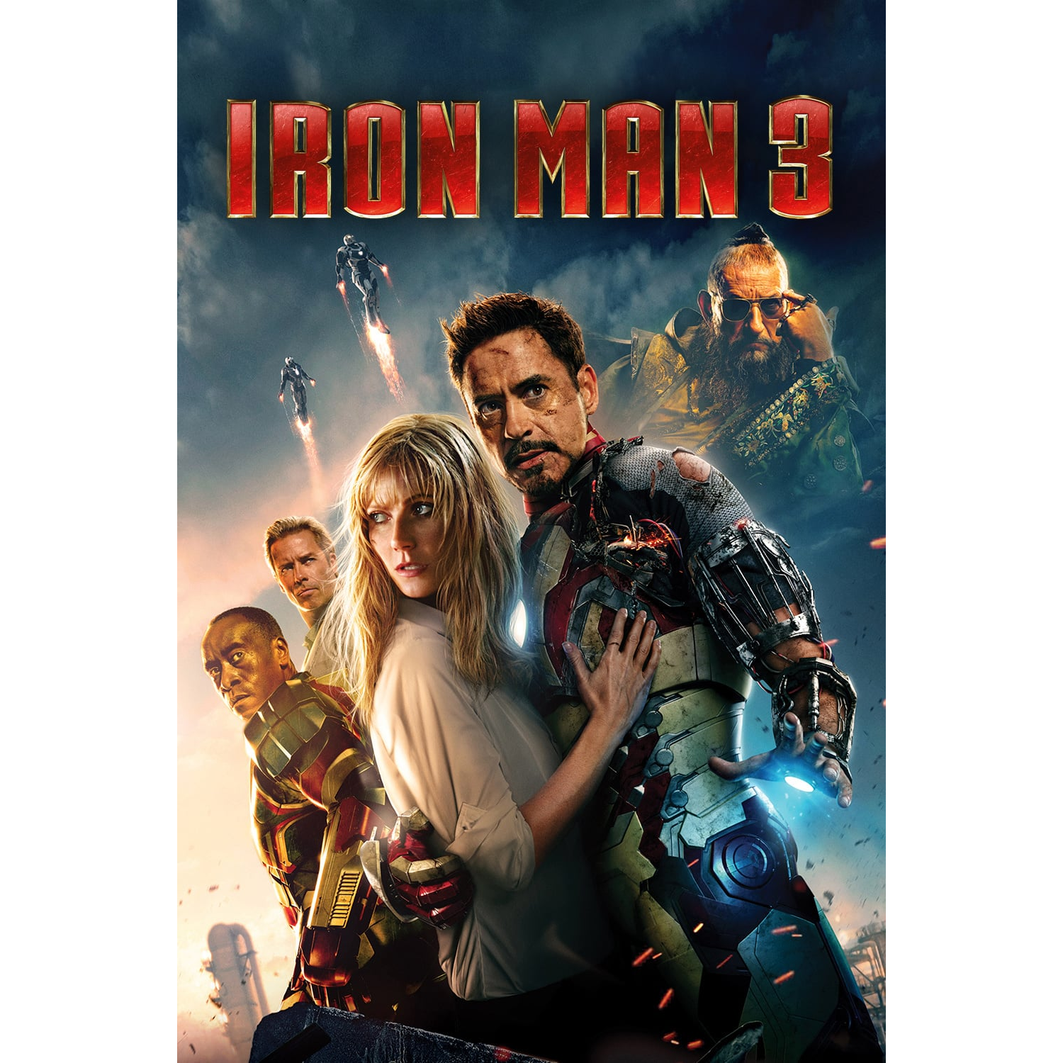 Iron Man 3 |HD|Google Play