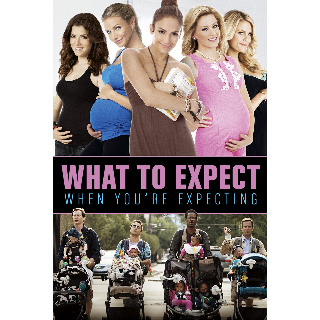What to Expect When You're Expecting|HDX| UV