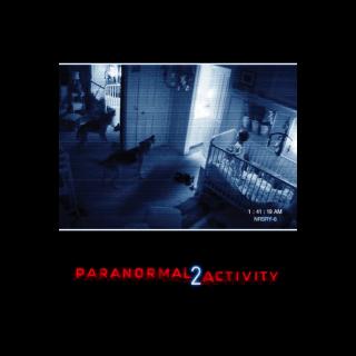 Paranormal Activity 2 |XML iTunes