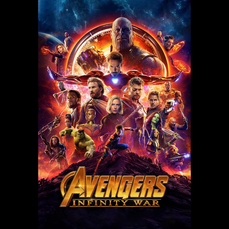 Avengers Infinity War Hd Itunes Digital Movies Gameflip