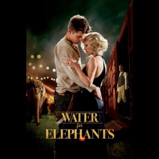 Water for Elephants|XML iTunes