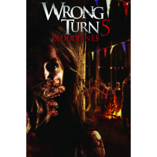 Wrong Turn 5: Bloodlines XML iTunes