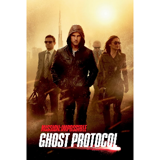 Mission: Impossible - Ghost Protocol HDX  Vudu