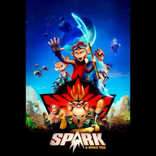 Spark: A Space Tail|HDX| Vudu