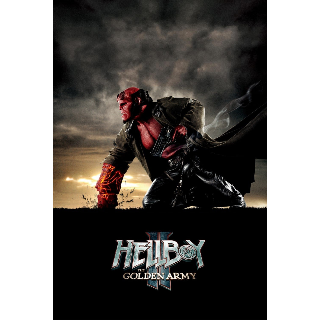 Hellboy II: The Golden Army|HD|iTunes