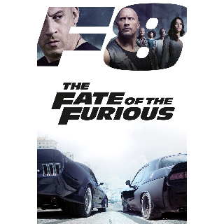 The Fate of the Furious(Extended Directors Cut) HDX Vudu