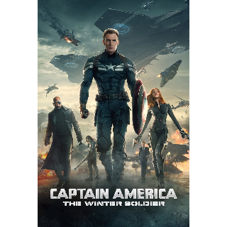 Captain America: The Winter Soldier|HD|Google Play