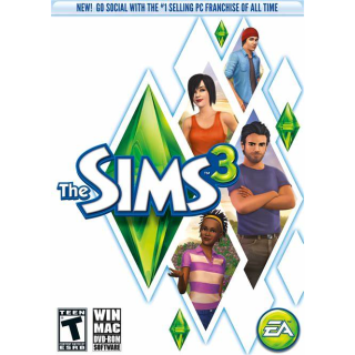 (instant delivery) Sims 3