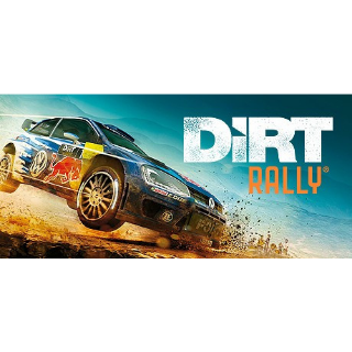 DiRT Rally and Dirt Showdown (Instant Delivery)