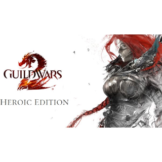 Guild Wars 2: Heroic Edition and Guild Wars 2: Toy Mini Eye DLC (Instant Delivery)